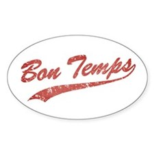 Vintage Bon Temps Decal