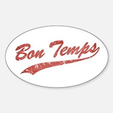 Vintage Bon Temps Decal