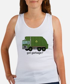 Got Garbage? Women's Tank Top
