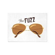 The Fuzz 5'x7'Area Rug