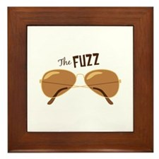 The Fuzz Framed Tile