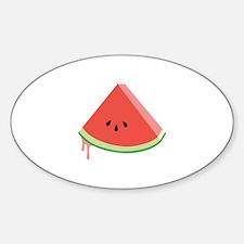Juicy Watermelon Decal