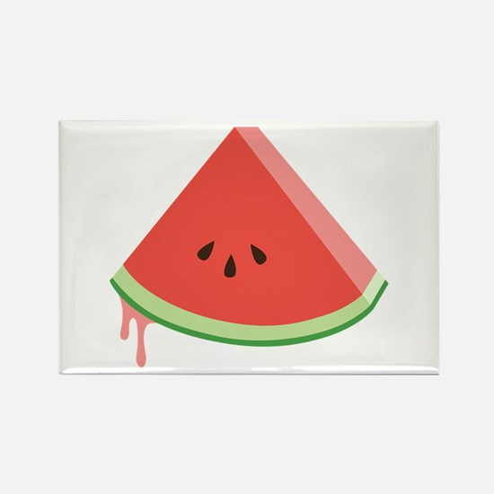 Juicy Watermelon Magnets