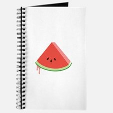 Juicy Watermelon Journal
