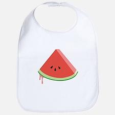 Juicy Watermelon Bib