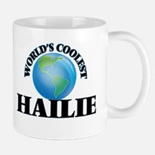 World's Coolest Hailie Mugs