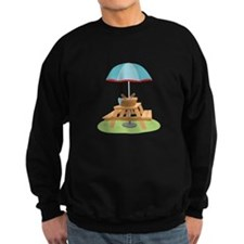 Picnic Table Umbrella Sweatshirt