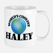 World's Coolest Haley Mugs
