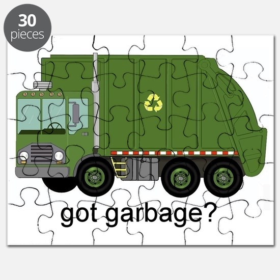 Got Garbage? Puzzle