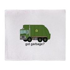 Got Garbage? Throw Blanket