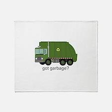 Got Garbage? Throw Blanket