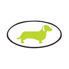 Wiener Dog Patches