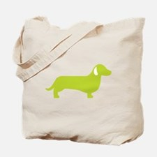 Wiener Dog Tote Bag