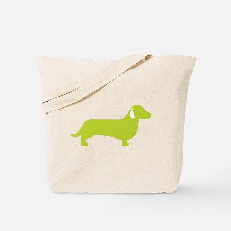 Wiener Dog Tote Bag