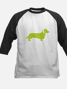 Wiener Dog Baseball Jersey