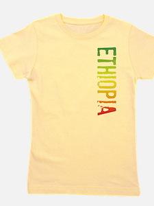 Ethiopia Girl's Tee