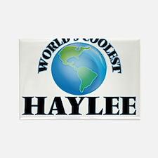 World's Coolest Haylee Magnets