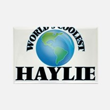 World's Coolest Haylie Magnets