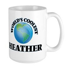 World's Coolest Heather Mugs