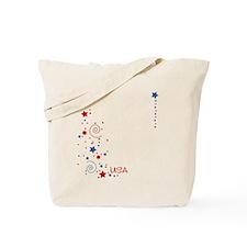 sparklesUSA.png Tote Bag
