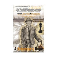 A Freeman's Hope Posters