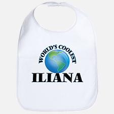 World's Coolest Iliana Bib