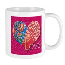 From the Heart 2 Mugs