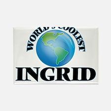 World's Coolest Ingrid Magnets