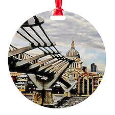 Millennium Bridge Ornament