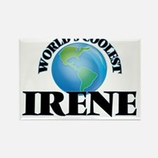 World's Coolest Irene Magnets