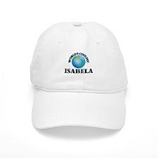 World's Coolest Isabela Baseball Cap