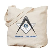 Unique Masons Tote Bag