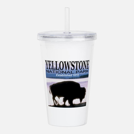 bison_yellowstone_national_PARK.png Acrylic Double
