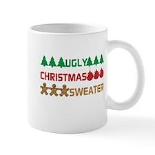Ugly Christmas Sweater Mugs