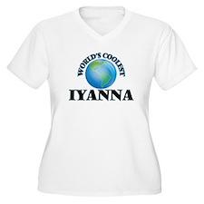 World's Coolest Iyanna Plus Size T-Shirt