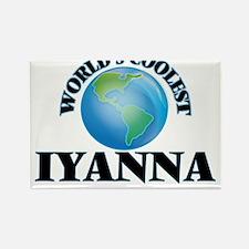 World's Coolest Iyanna Magnets