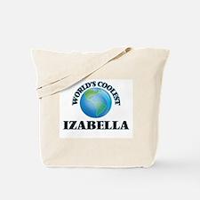 World's Coolest Izabella Tote Bag