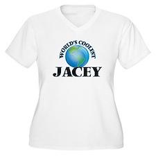 World's Coolest Jacey Plus Size T-Shirt