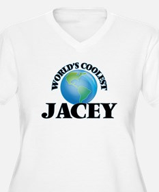 World's Coolest Jacey Plus Size T-Shirt