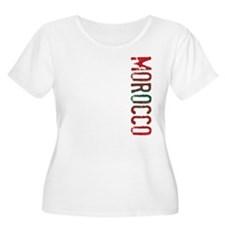 co-stamp02-morocco Plus Size T-Shirt