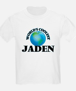 World's Coolest Jaden T-Shirt