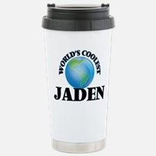 World's Coolest Jaden Travel Mug
