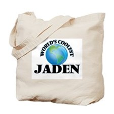 World's Coolest Jaden Tote Bag