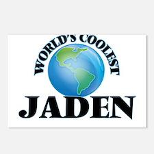 World's Coolest Jaden Postcards (Package of 8)