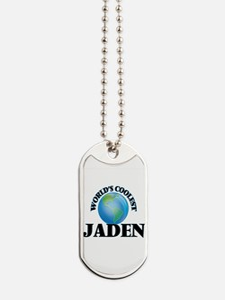World's Coolest Jaden Dog Tags