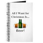 Christmas Beer Journal