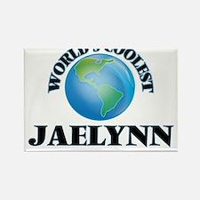 World's Coolest Jaelynn Magnets