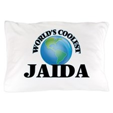 World's Coolest Jaida Pillow Case