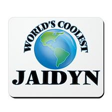 World's Coolest Jaidyn Mousepad