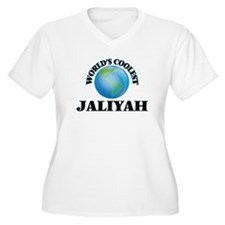World's Coolest Jaliyah Plus Size T-Shirt